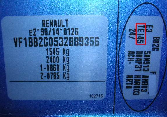 Код цвет краски ov 369 код подкрашивающего карандаша